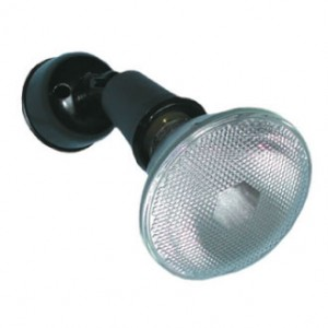 PAR 38 Single PVC Spot Light