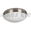 Eclipse fan light brushed chrome Hunter Pacific