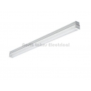 1x36W fluorescent batten diffused Clipsal