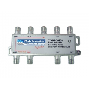 8 way splitter DiGiMATCH Matchmaster