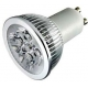 LED globe 12W GU10 240V cool white