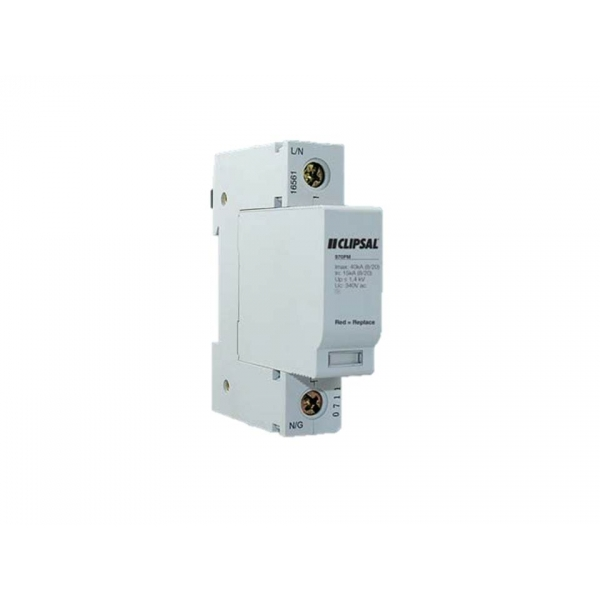 Overvoltage arrestor Clipsal 970RM - North Lakes Electrical
